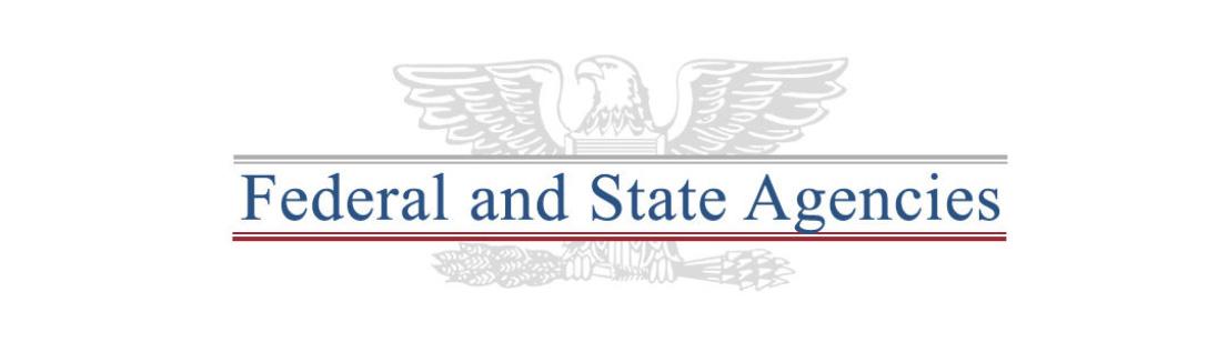 Federal and Agencies